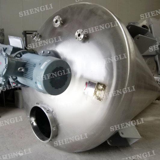 DSH-4 锥形双螺旋qg999娱乐,用于染料加工
