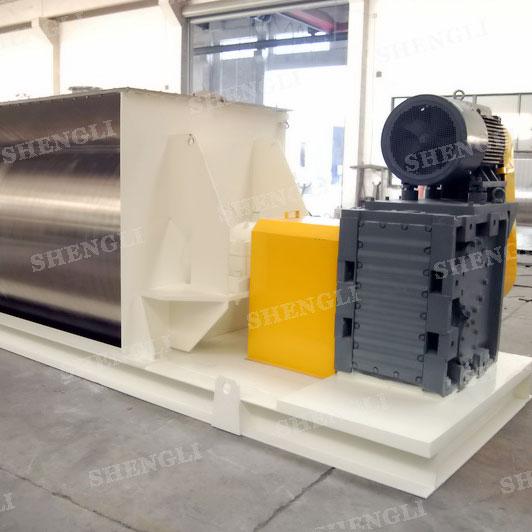 FKM-6 卧式搅拌机,用于环保塑料