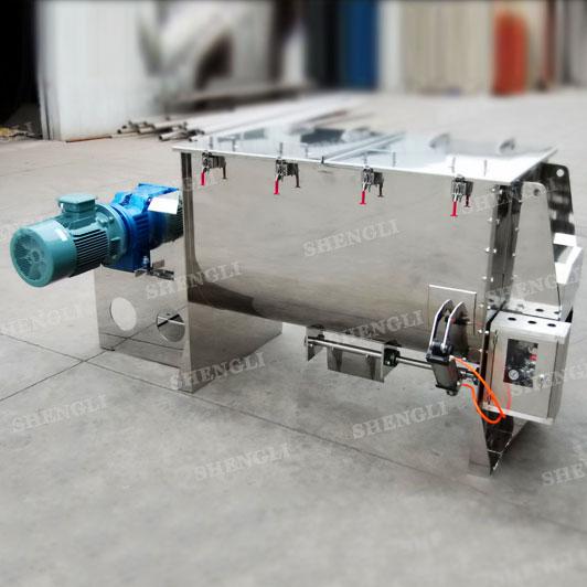 LHY-1 螺带混合设备,用于调味料加工